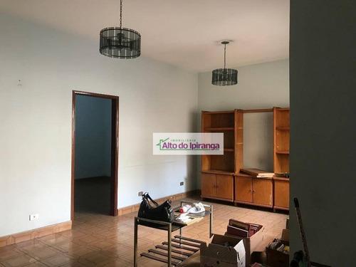 Sobrado À Venda, 150 M² Por R$ 750.000,00 - Ipiranga - São Paulo/sp - So0854