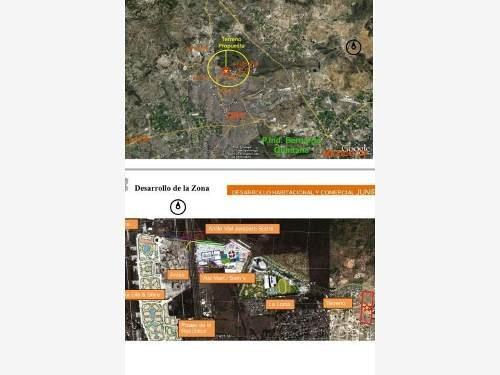 Terreno En Venta En Anillo Vial Fray Junipero Serra