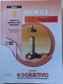Livro: Coleção Objetivo Química Livro 2 Geral E Inorgânica