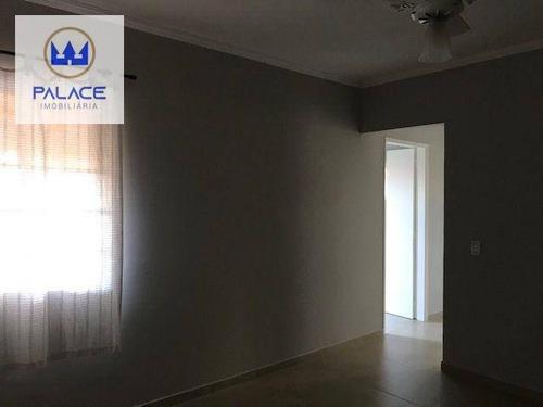 Imagem 1 de 14 de Apartamento À Venda, 57 M² Por R$ 170.000,00 - Morumbi - Piracicaba/sp - Ap0660