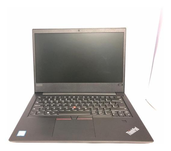 Notebook Lenovo Thinkpad E480 I5 8250u - 16gb Ddr4 Seminovo