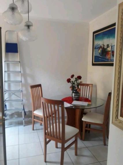 Casa Em Aviação, Praia Grande/sp De 45m² 1 Quartos À Venda Por R$ 135.000,00 - Ca345660