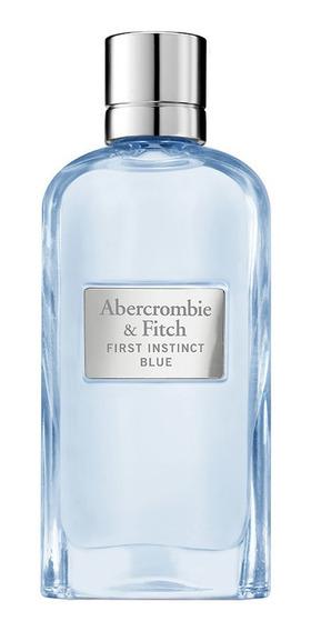 Abercrombie & Fitch First Instinct Blue Women Edp 100 Ml