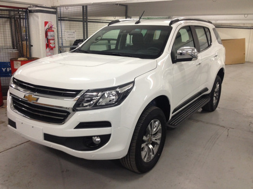 Chevrolet Trailblazer 2.8 Ltz 4x4 Cuota Forest Car Balbin #5
