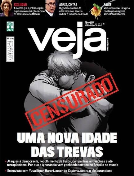Revista Veja, Ed. 2652, A 52, N. 38, 18 De Setembro De 2019.