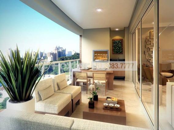 Apartamento, 3 Dormitórios, 128 M², Jardim Do Salso - 121410