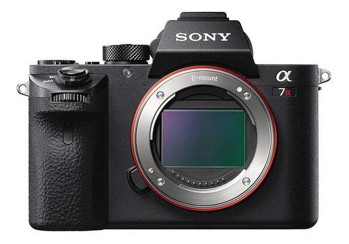 Sony Alpha 7R II sin espejo color negro