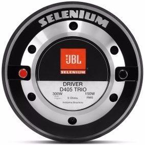 Driver Fenolico Trio 405 Jbl Selenium