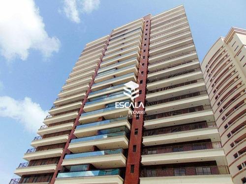 Imagem 1 de 30 de Apartamento Com 4 Quartos À Venda, 164 M², 3 Vagas, Financia - Meireles - Fortaleza/ce - Ap0368