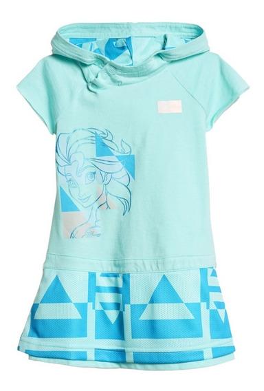 Vestido Originals Disney Frozen Niña Bebe adidas Ce9819