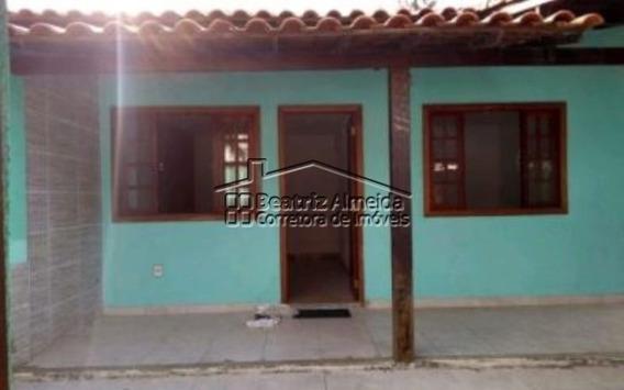 Casa Linear De 2 Quartos Em Itaipu, Próximo A Mercados E Bancos - Aceita Permuta