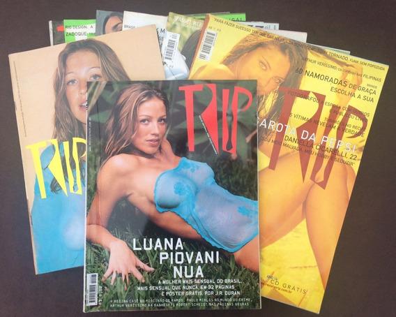 Revista Trip C/12, Inclui Luana Piovani E Daniela Cicarelli