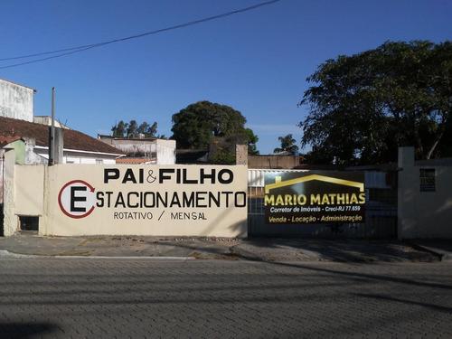 Imagem 1 de 2 de Terreno Para Venda Em Rio Das Ostras, Centro - _1-1630683