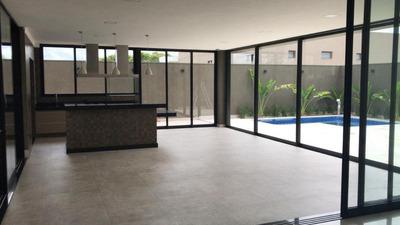 Casa Com 4 Dormitórios À Venda, 374 M² Por R$ 155.000 - Condominio Golden Park Residence - Mirassol/sp - Ca1911