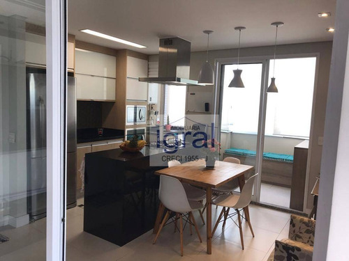 Imagem 1 de 23 de Cobertura Com 2 Dormitórios À Venda, 87 M² Por R$ 850.000 - Jardim Do Colégio (zona Norte) - São Paulo/sp - Co0001