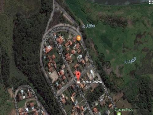 Terreno Excelente No Parque Da Represa - Te0029 - 33596303