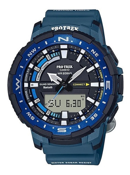 Reloj Casio Protrek Connected Prt-b70-2cr