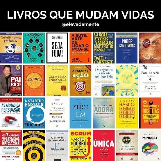 300 Livros Empreendedorismo Pai Rico Pai Pobre Entre Outros