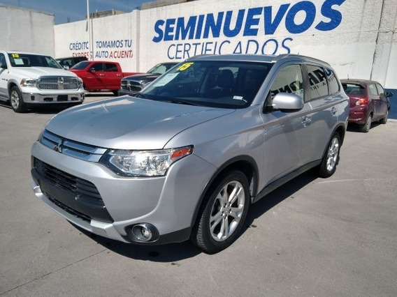 Mitsubishi Outlander 2015 2.4 Se L4 At