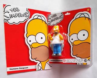 Coleccion Oficial Clarin Los Simpsons Homero + Fasciculo