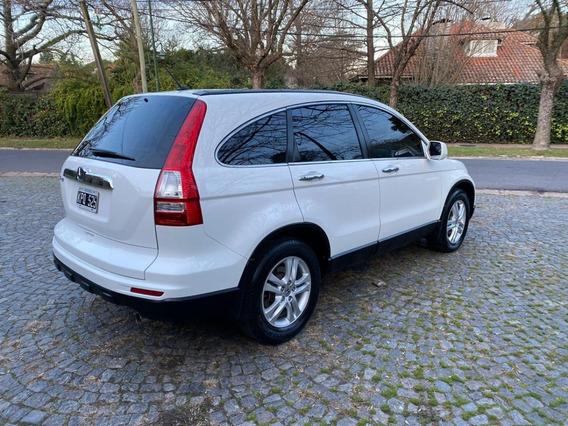 Honda Crv 2.4 4x4 Elx 2011. Exelente Estado! Servicios Ofici
