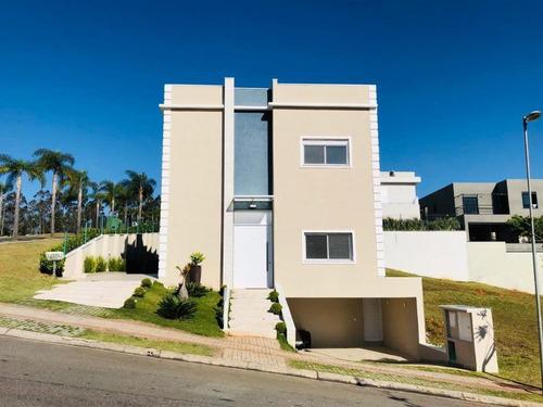 Imagem 1 de 30 de Lindíssima Residencial Itahye Sobrado Com 4 Dormitórios À Venda, 595 M² Por R$ 2.650.000 - Tamboré - Santana De Parnaíba/sp - So0238