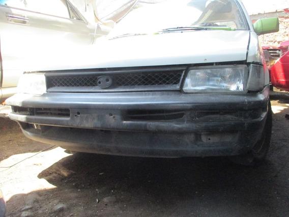 Subaru Justy 1989-1994 En Desarme