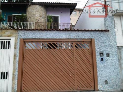 Sobrado 03 Suites, Quintal, 02 Vagas - 197