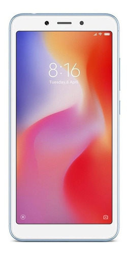 Xiaomi Redmi 6 64gb 4gb Ram Global Lacrado Pronta Entrega