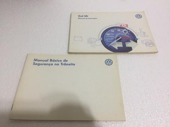 Vw Gol Mi Manual Instrucoes Proprietario Volkswagen