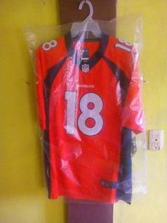 Jersey Nfl Broncos De Denver Peyton Manning Nuevo