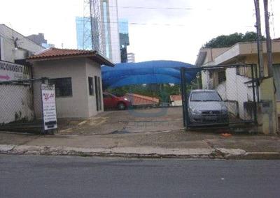 Terreno Comercial À Venda, Cambuí, Campinas. - Te0046