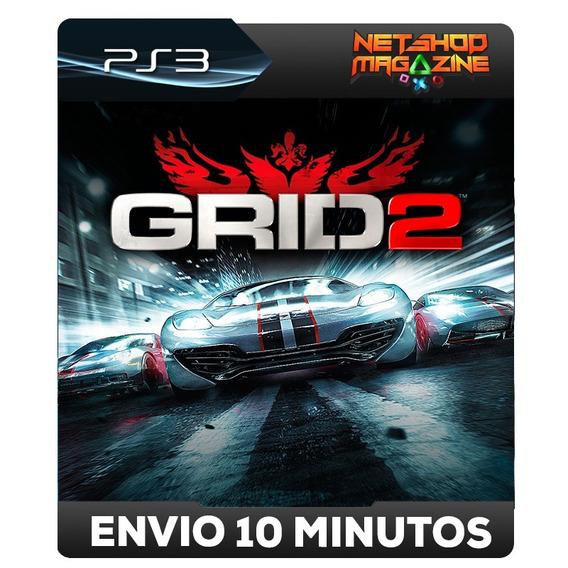Grid 2 - Psn Ps3 - Envio Imediato