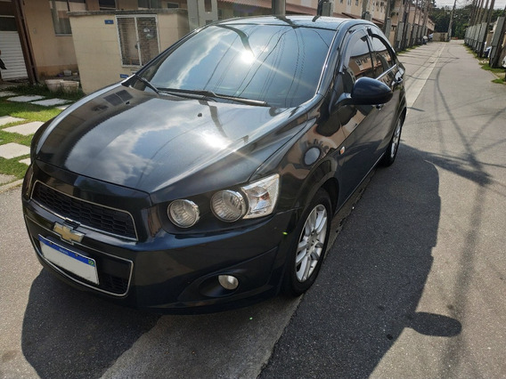 Chevrolet Sonic Sedan Ltz - Automático