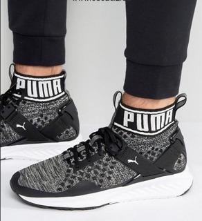 Zapatillas Botitas Negras Hombre Puma en Mercado Libre Argentina