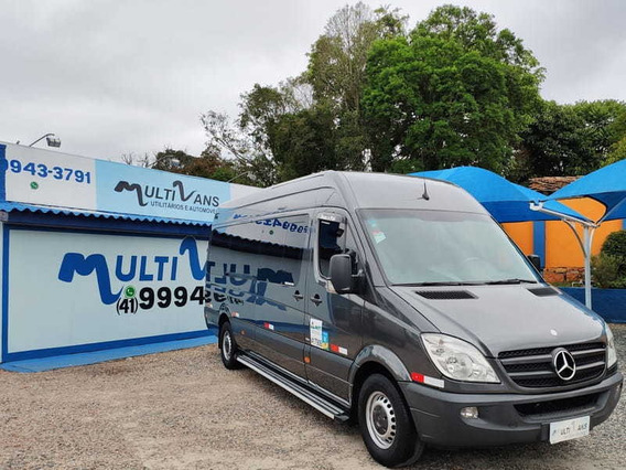 Mercedes-benz Sprinter 415 Executiva 18l Extra Longo Te