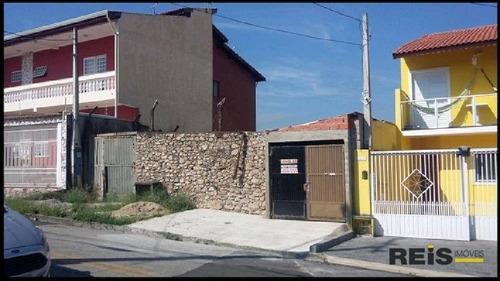 Terreno À Venda, 125 M² Por R$ 160.000,00 - Jardim Prestes De Barros - Sorocaba/sp - Te0272
