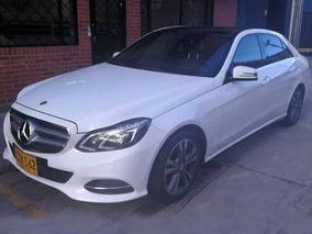 Mercedes Benz E250 Mod. 2014 Blindado