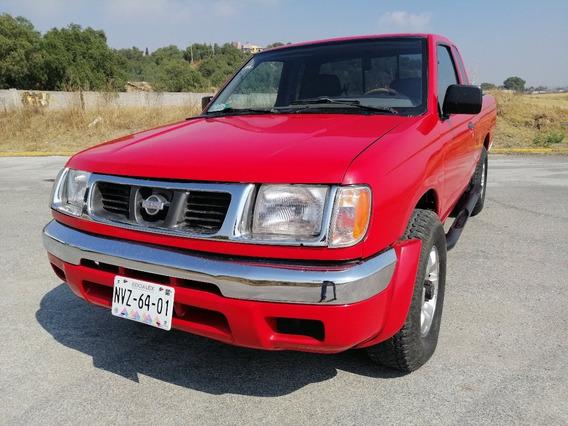 Nissan Frontier Xe 4x4 1999 Estandar