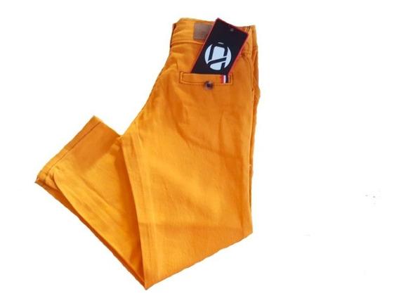 Pantalón Gabardina Para Niño