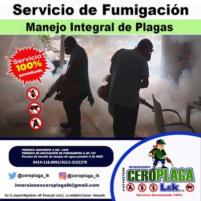 Fumigaciones Ceroplaga Autorizados Por El Ministerio De Dsdc