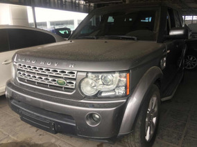 Land Rover Discovery Británico