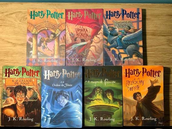 Combo Harry Potter (7 Livros)