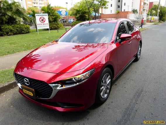 Mazda Mazda 3 Prime At 2000cc Cara Nueva