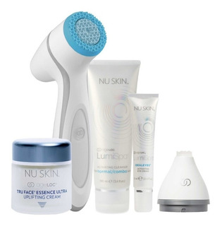 Kit Lumi Spa Accent Piel Normal Bolsas Y Ojeras Nuskin