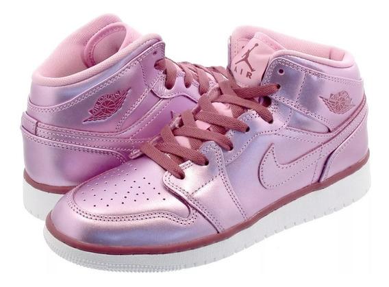 Jordan Retro 1 Pink