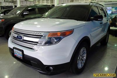 Ford Explorer Xlt-multimarca
