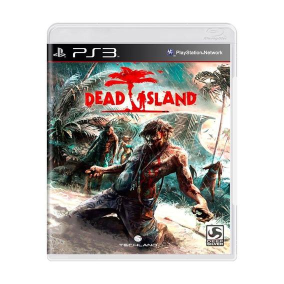 Dead Island Ps3 Mídia Física Pronta Entrega
