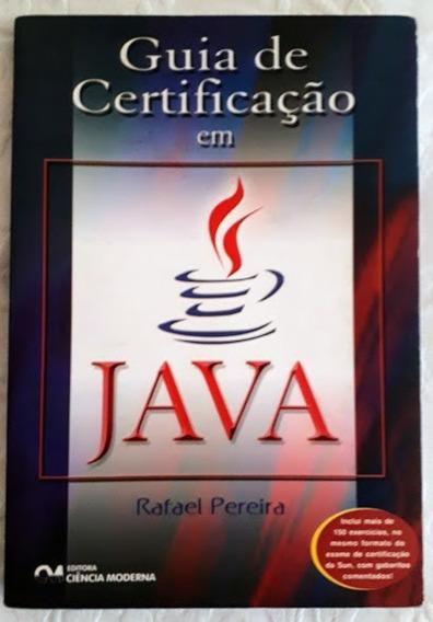 Livro Informática Guia De Certificação Em Java