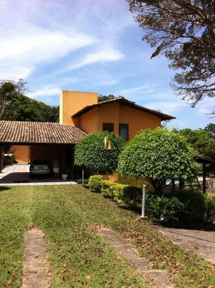 Chácara Com Casa Duplex Alto Padrão Em Condomínio Fechado - Guarapari. - 16542